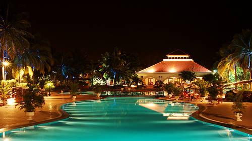Golden Palms Spa Resort in Bangalore