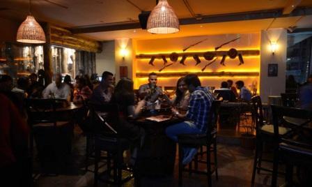 sunday brunch restaurants in bangalore