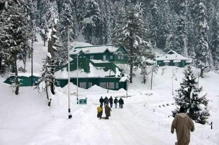 gulmarg winter destination
