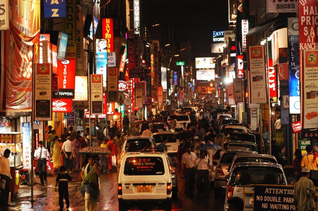 Best Shopping Destination in Bangalore