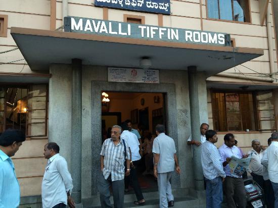 Mavalli Tiffin Rooms MTR Lalbagh Road