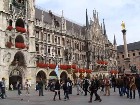 Most Visited Places In Germany Munich
