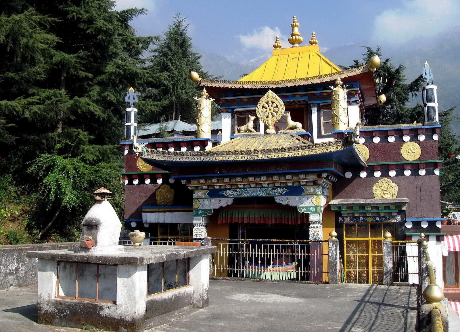 Buddhist Monasteries