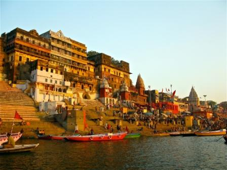 Visiting the Sacred Varanasi