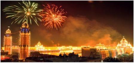 Celebrate the biggest Diwali