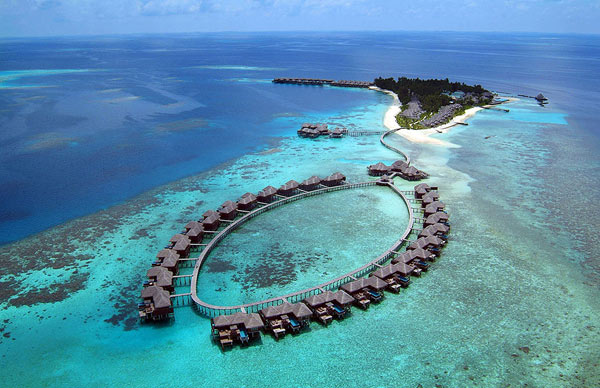 romantic honeymoon resorts in maldives