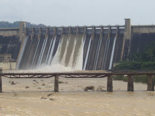 Rihand Dam UttarPradesh
