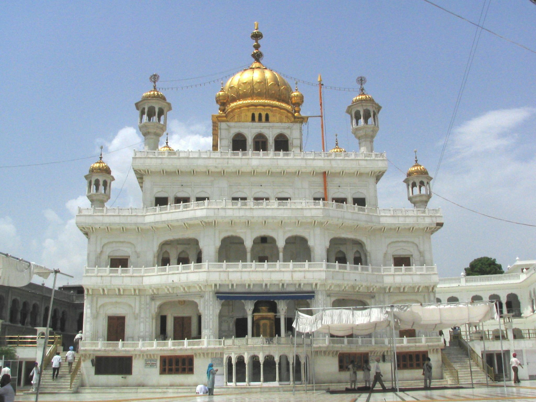 Akal Takht Amritsar