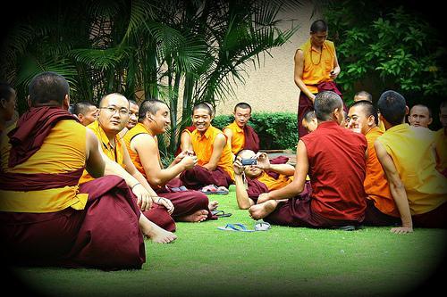 Bylakuppe Tibetan Monastrey