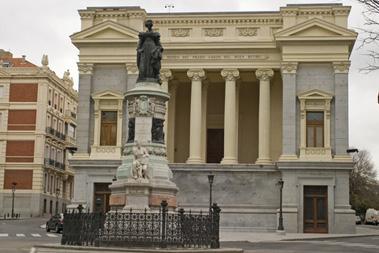 Prado museum: Madrid