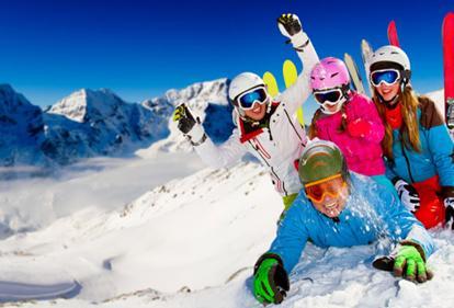 Family Winter Vacation