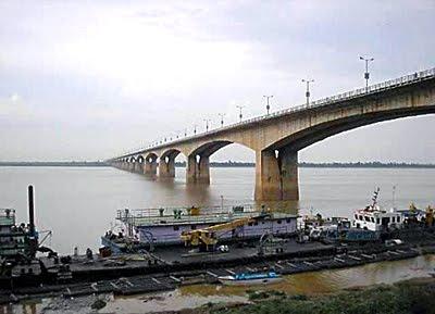 Nehru Setu Bridge