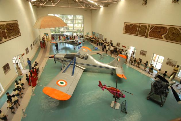 hal aerospace museum bangalore