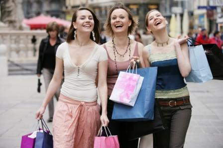 popular shopping places in london