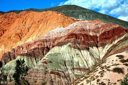 Famous Places In Argentina Quebrada de Humahuaca