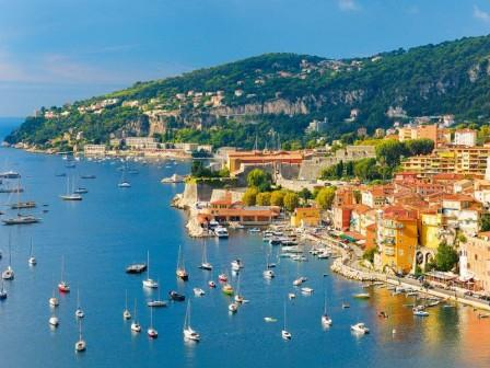 Most Visited Places In France french riviera
