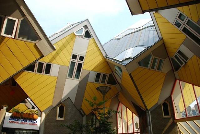 weird buildings