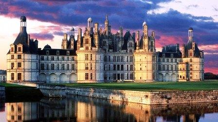 Most Visited Places In France Loire Valley