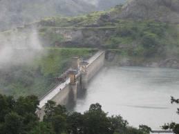 Cheruthoni Dam Kerala