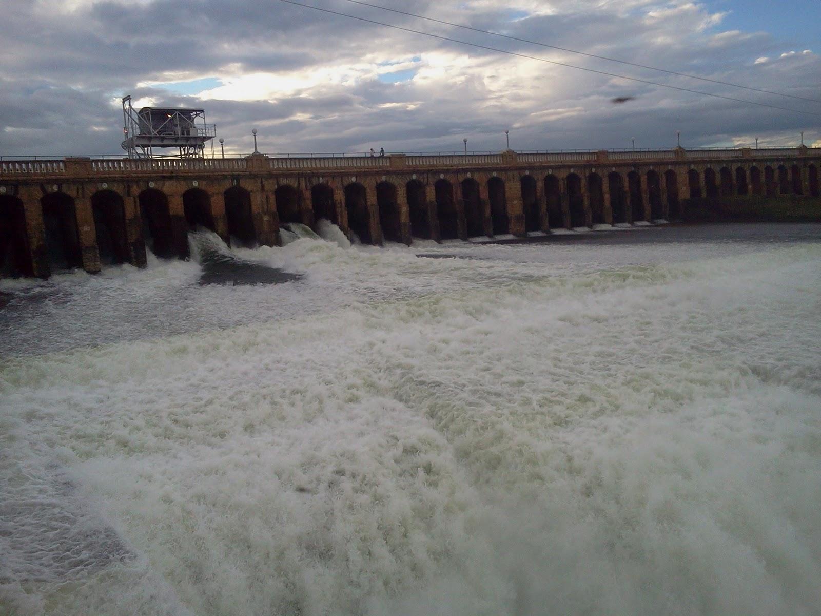 Krishnarajasagar Dam mysore karnataka
