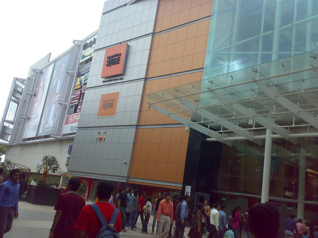 Shopping Mantri Square Bangalore