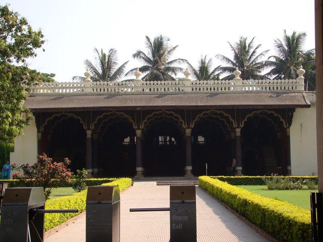 tipu sultan palace bangalore