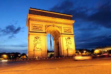 Most Visited Places In France Paris
