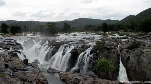 Watterfalls to visit near Bangalore