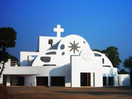 popular churches in india