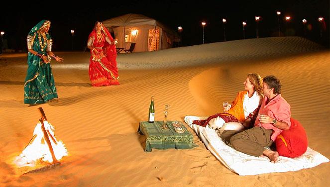 Ever Experienced the Adventurous Desert Safari?