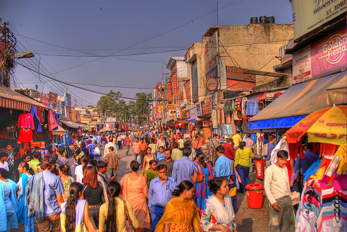 Popular Shopping Places in Delhi