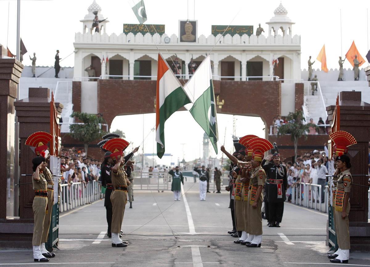 Wagah Border Amritsar