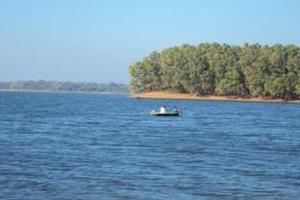 Sharavathi Backwaters