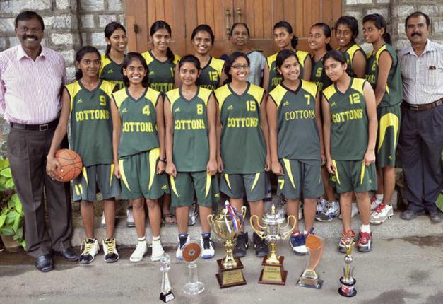 Bishop Cotton Girls School