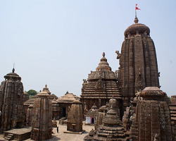 Lingaraj Temple Bhubaneshwar Orissa