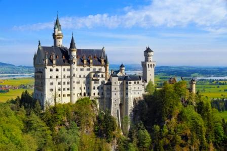 Most Visited Places In Germany Neuschwanstein