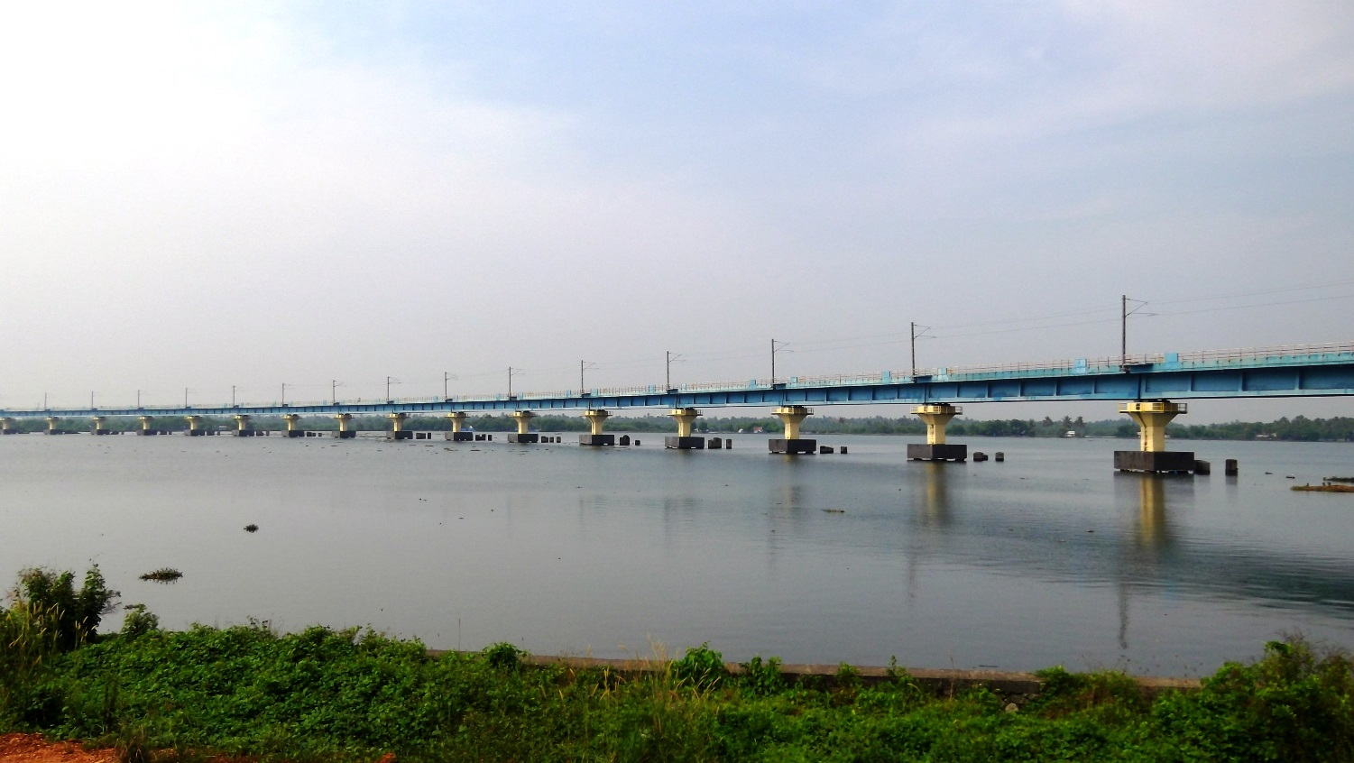 Vembanad Rail Bridge
