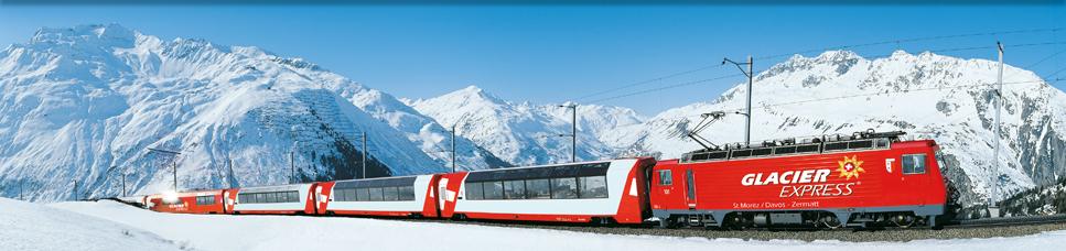 Scenic Train Journeys