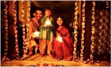 ways to celebrate diwali with family