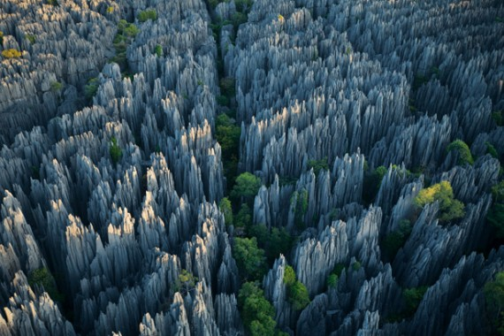 10 Bizarre Landscapes On Earth-7839