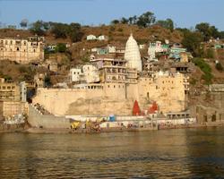 Omkareshwar Temple Indore
