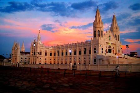 popular churches in india
