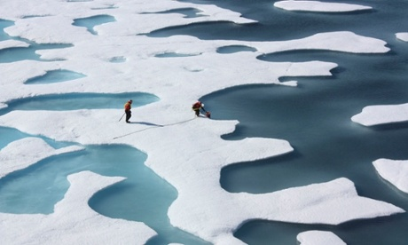 Climate change is putting world at risk of irreversible changes, scientists warn