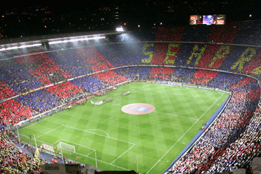 Barcelona football Stadium and Museum: Barcelona