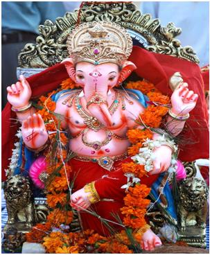 Ganesha Chaturthi2014
