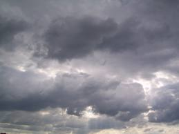Cloudy Tuesday in Delhi