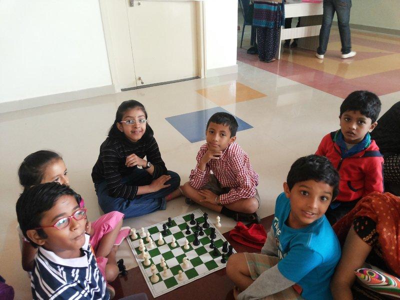 Bangalore Chess Academy