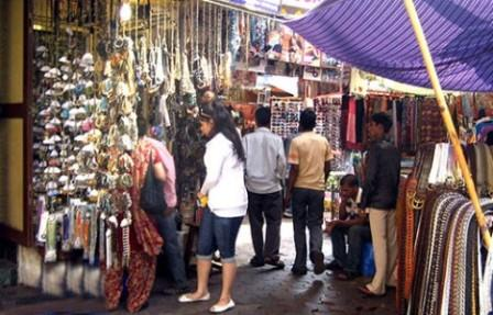 sarojini nagar market shopping places Delhi