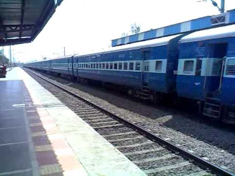 Kerala sampark kranti express
