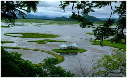 Beautiful Lakes of India